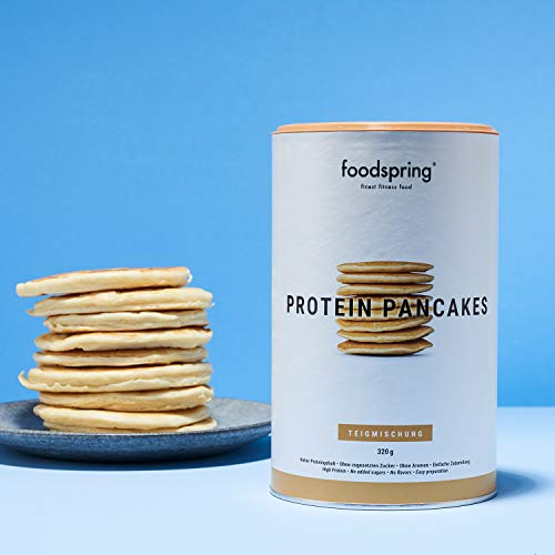 foodspring Pancake Proteici 320g 50 di proteine