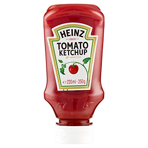 Heinz Ketchup Top Down  250 gr