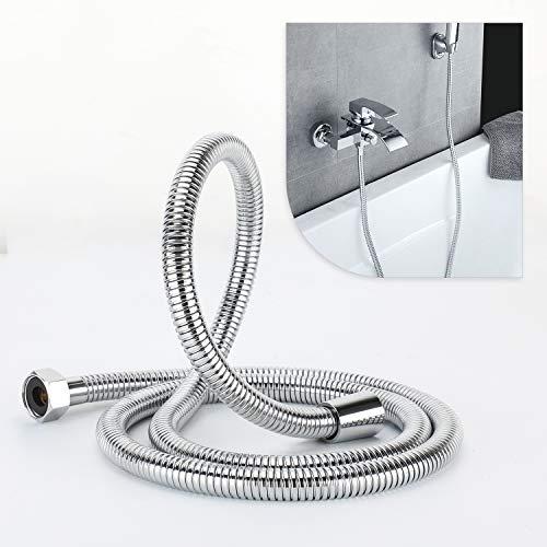 15 m Universale Tubo Flessibile Doccia BONADE acciaio inossidabile 150 cm tubo flessibile per docc
