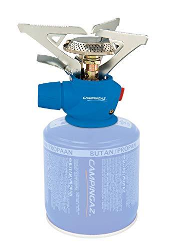 Campingaz 204190 Fornello a Gas per CampeggioFeste Utilizzo Facile Blu