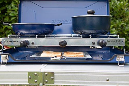 Campingaz  Set Pieghevole di griglia e fornelli Blu