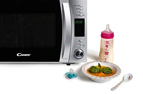 Candy CMXG 22 DS Forno Microonde con Grill 22 Litri Argento