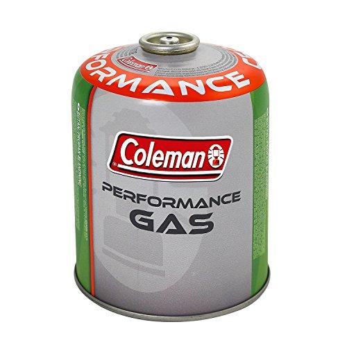 Coleman C500 Performance Bombola Gas con Valvola Verde