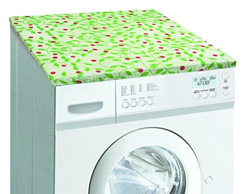 Coprilavatrice universale 60 x 60 cm fantasia casual coprilavatrice con elastico telo proteggi lavatrice coprilavatrice universale in stoffa di cotone e poliestere copertura di lavaggio art 215 Colori assortiti