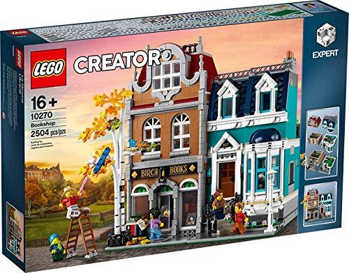 Creator Expert Lego 10270  Libreria