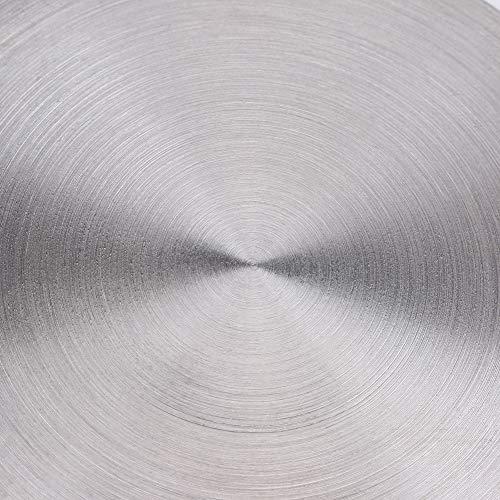 diffusore di Cucina di Induzione di Acciaio Inossidabile di convertitore di diffusore di Calore per Fonte di casa 22 cm di GasElettricoCucina di Induzione