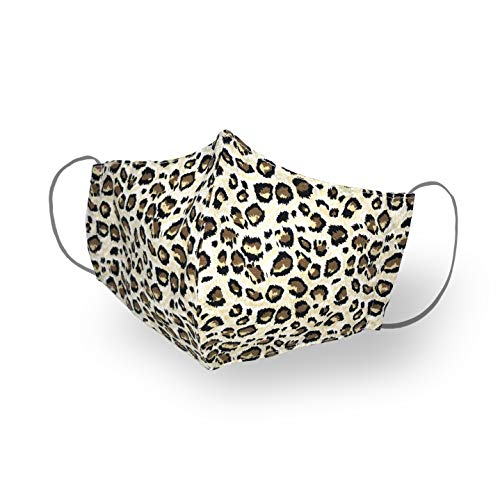 Kanguru Green Mask Set 2 Pezzi Mascherina Facciale 100 Cotone Lavabile Riutilizzabile Per Adulto  200 Gr