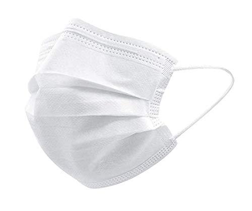 Mascherina chirurgica non sterile di tipo I  3 strati con elastici  conf 50 pz