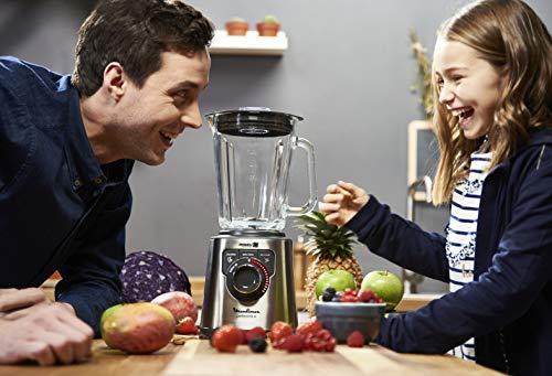 Moulinex PerfectMix  Frullatore con Tecnologia Powelix 3 Programmi Vaso in Vetro Termoresistente 1200 W 15 Litri