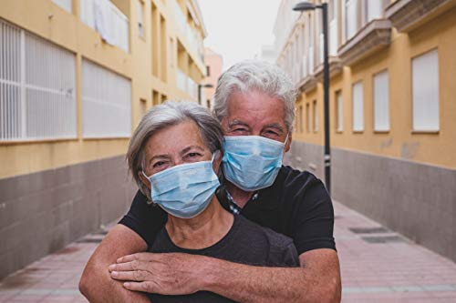 MSK Maschera non medica per uso generale 50 Pezzi