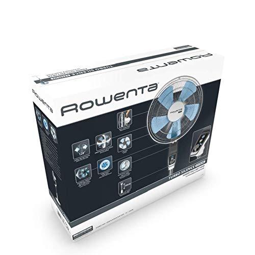 Rowenta VU5640 Silence Extreme Ventilatore a Piantana 4 velocit Turbo Boost 70 W Bianco