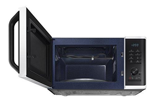 Samsung MG23K3515AW Forno Microonde Grill Combinato 23 Litri 800 W Grill 1100 W Bianco