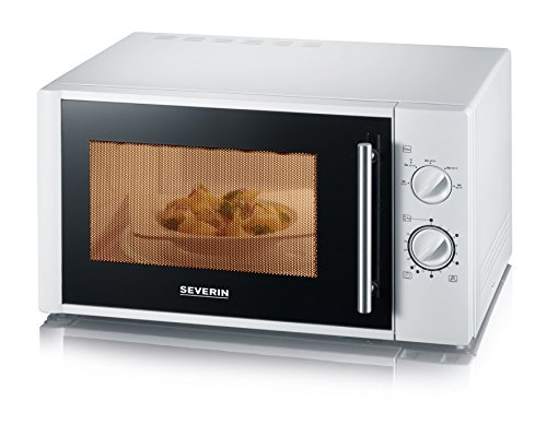 Severin MW 7873 Forno Microonde 28 lt Bianco