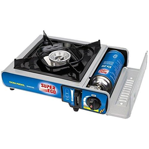 Super eGo SEH003300Fornello a gas portatile