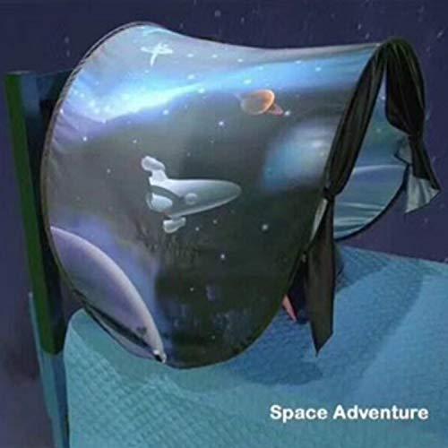 Tende da sogno Magical World Tents Kids Fantasia Casa Caldo bambini Tenda Viaggi nello spazio