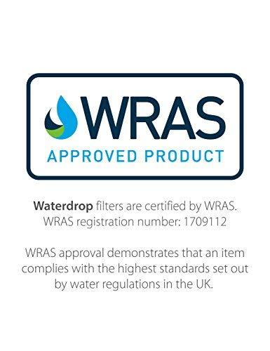 Waterdrop DA2910105J filtro per lacqua del frigorifero esterno per Samsung DA2910105J HAFEXEXP DA2010CB WSF100 LG 5231JA2010B BL9808 BL9303 Haier 0060823485A Whirlpool USC100 2