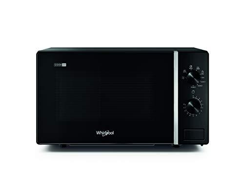 Whirlpool MWP 103 B Forno a Microonde Cook 20  Grill 20 Litri Nero con griglia Alta 700 W