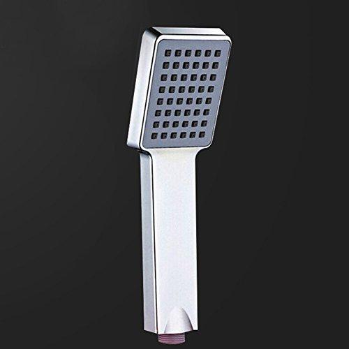 Woopower  Soffione doccia quadrata ad alta pressione universale a forma di pioggia