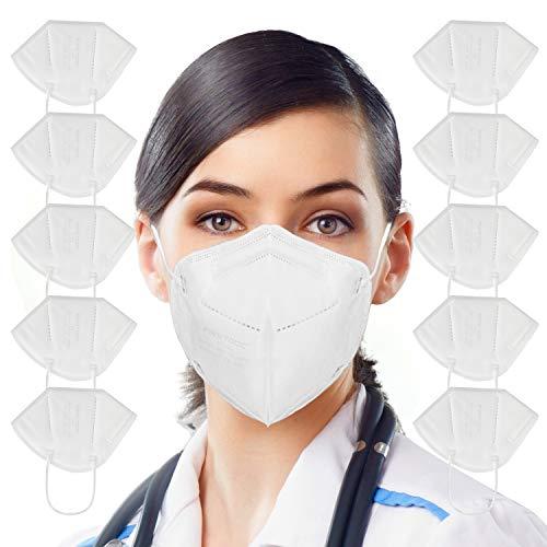 KARAEASY 5 Pezzi Filtro Protettivo per Bocca per Esterni