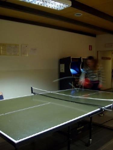Tavolo Ping Pong Altri Giochi Da Esterno