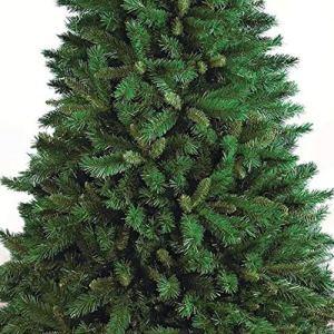 Tot Piccinni Albero di Natale Artificiale 210 cm 1078 Rami  Borsone FOLTO di ALTISSIMA QUALITA