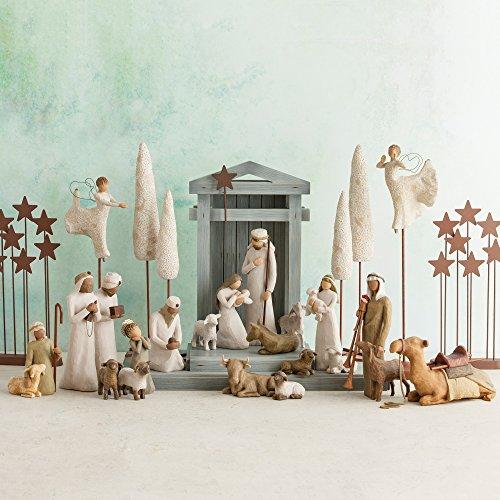 Willow Tree 26005 Figurine Nativit Resina Design di Susan Lordi