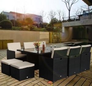 mobili per il giardino