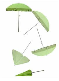 ombrelloni per il giardino