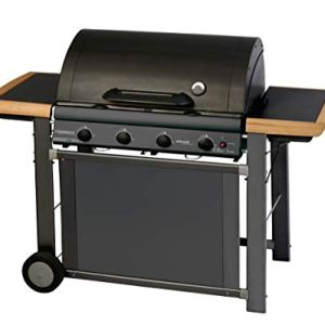 Campingaz Adelaide 4 Classic Deluxe Extra Barbecue a Gas Nero