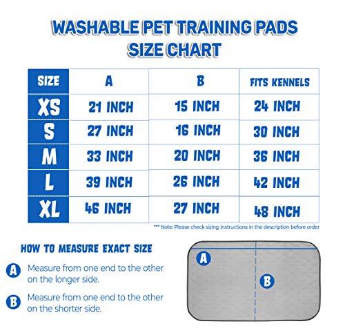 Tappetini assorbenti per cani  Pet Magasin  educatore tappetini lavabile assorbente riutilizzabile per cani gatti conigli cuccia