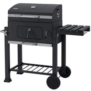 Tepro 1164 Toronto Click 2019 Barbecue a carbone Acciaio inox Antracite