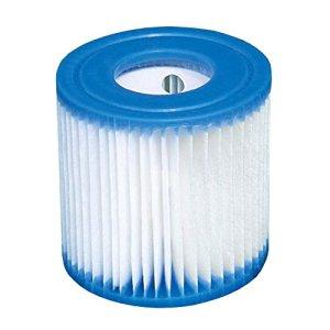 6x Intex Cartuccia Filtro 29007per Quick Up Pool Filtro cartuccia filtro di ricambio