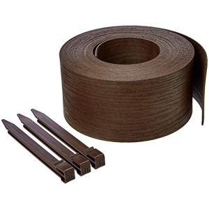 AmazonBasics  Bordura per aiuole con picchetti 13 cm