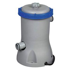 Bestway 58383  Flowclear  Pompa di Filtraggio a Cartuccia per Piscine fuori Terra Portata 2006 Lh