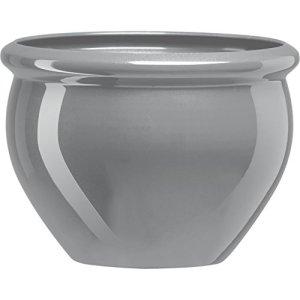 Emsa Siena Nobile Vaso da Appendere Diametro 26cm Dusty Grigio