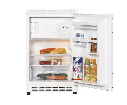 respekta KB150WRMI  Blocco cucina mini con microonde 150 cm colore biancorosso