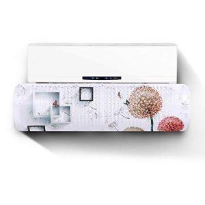ALaSou Condizionatori a Parete DeflettoreAria condizionata Vento deflettore dAria Deflettore Regolabile del Vento Prevenire Vento FreddoDandelion