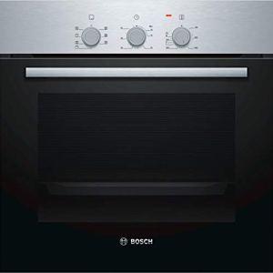 BOSCH Forno Elettrico da Incasso Serie 2 HBF011BR0J Capacit 66 L Multifunzione Ventilato Potenza 2970 W Colore Acciaio inox