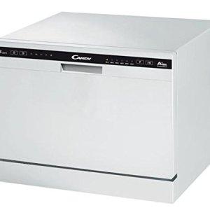 Candy CDCP 6E Lavastoviglie 6 Coperti 51 dBA 438x550x500 mm colore Bianco
