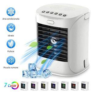 Climatizzatore Portatile 3 in 1 Mini Raffreddatore Daria per Casa Ufficio
