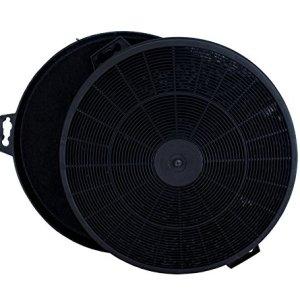 Falmec  Filtro Carbone Rotondo Type 2 con Diametro da 212mm