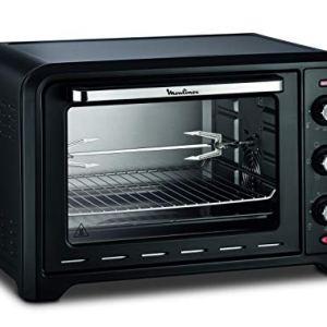 Moulinex OX485810 Optimo Forno Elettrico Ventilato con Capacit di 39 L Potenza 2000 W L 54 x P 40 x A 32 cm