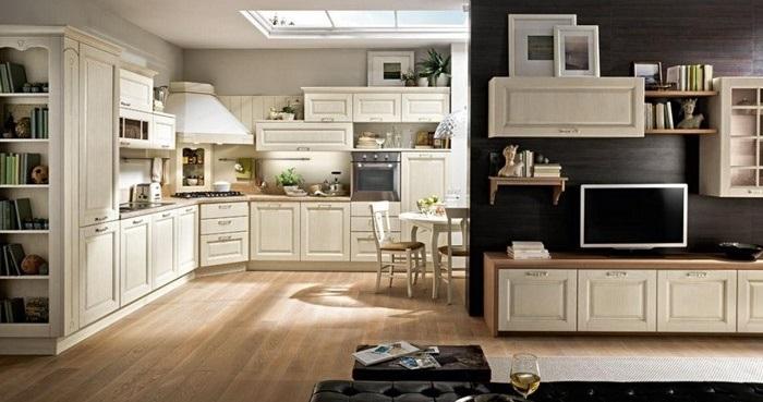 15 idee per un soggiorno in stile minimal. Soluzioni D Arredo Per Far Convivere Cucina E Soggiorno