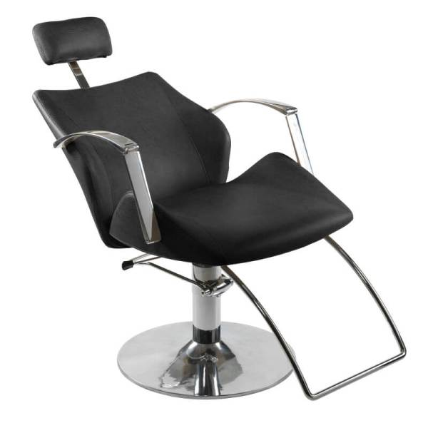 poltrona parrucchieri reclinabile Kami