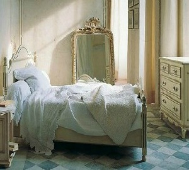 La selezione di colori, tessuti, mobili e decorazioni. Camera Da Letto Provenzale Arredarla Al Meglio