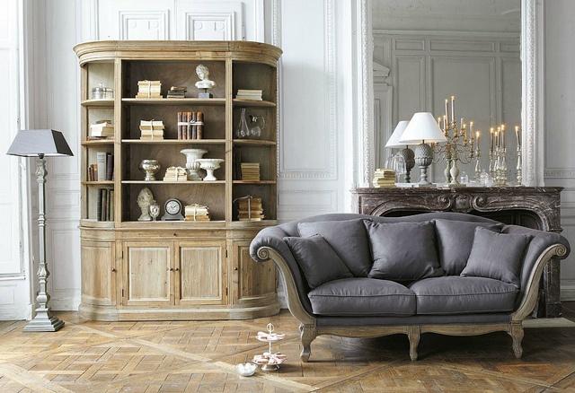 55 cm | 40 cm | 60 cm. Divani Shabby Chic Da Maison Du Monde E Altri Brand Arredamento Provenzale