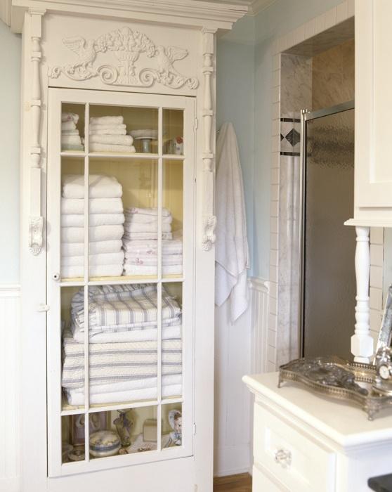 Visualizza altre idee su arredamento, decorazione shabby chic, idee per decorare la casa. Biancheria Ecco Come Metterla In Ordine In Stile Shabby Chic Arredamento Provenzale