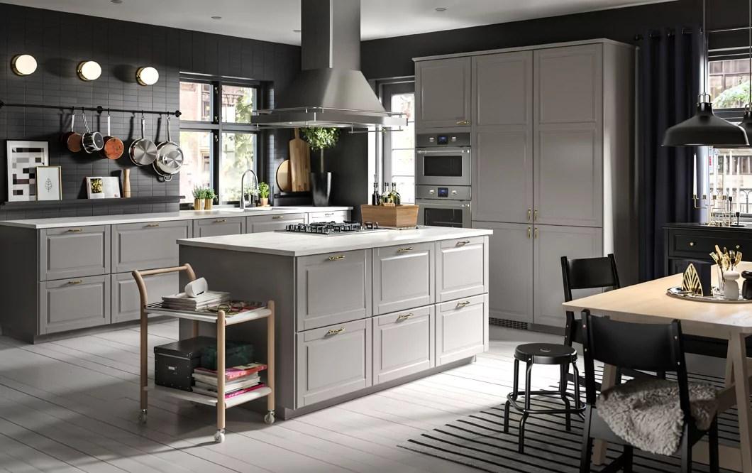 Minimal chic | piani cucina, arredamento minimalista, cucine. 7 Consigli Per Arredare La Cucina In Stile Country Chic Da Ikea Catalogo 2018 Arredamento Provenzale