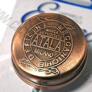 ATALA Campanello Bronzo  Stile Vintage per Bicicletta Olanda  Epoca  Freni a Bacchetta  R  Vintage  Originale Milano