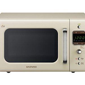 Daewoo KOG6LBC Forno a Microonde con Grill 20 Litri 700 watt Beige